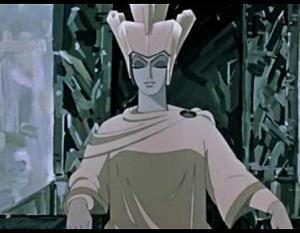Образ Герды из мультфильма Снежная королева